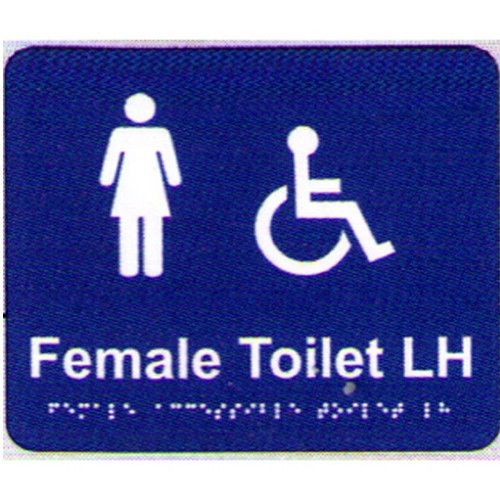 Female-AccesToilet-Lh-Braille-Sign