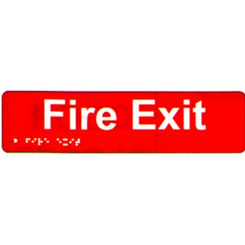 Fire-Exit-Braille-Sign