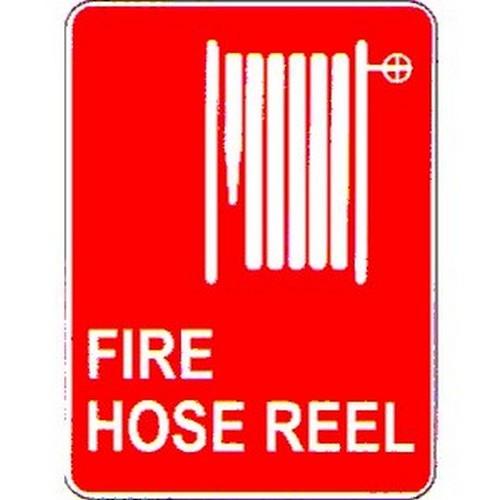 Fire Hose ReelSymbol Sign