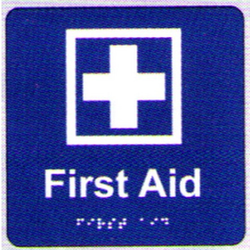 First-Aid-Braille-Sign