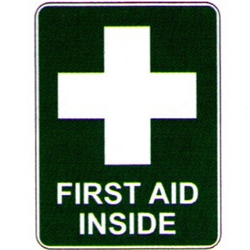 First Aid Inside Labels