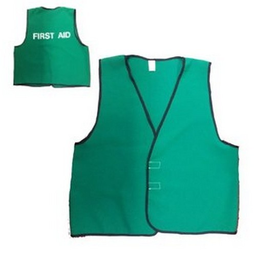 First Aid Safety Vest