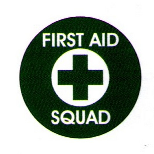 First Aid Squad Labels