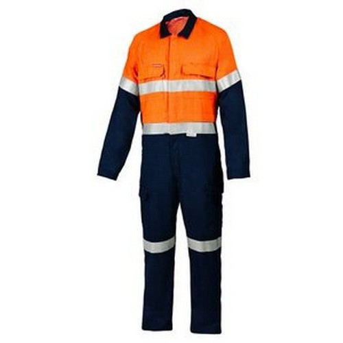 Flame-Resistant-Overalls