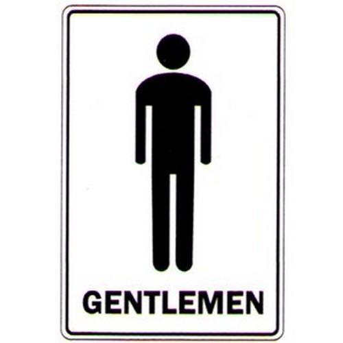 Gentlemen-Symbol-Sign