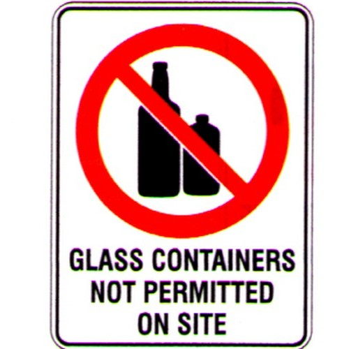 Glass-Containers-Not-Sign