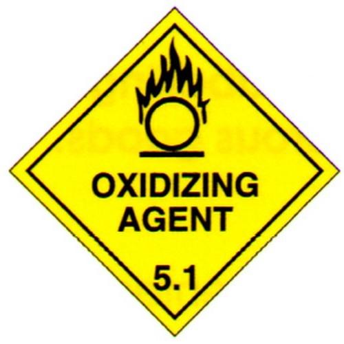Hazchem 5 1 Oxidizing Agent
