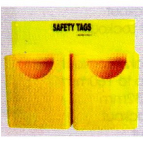 Heavy Duty Lockout Tag Holder For 2 Types Of Tags