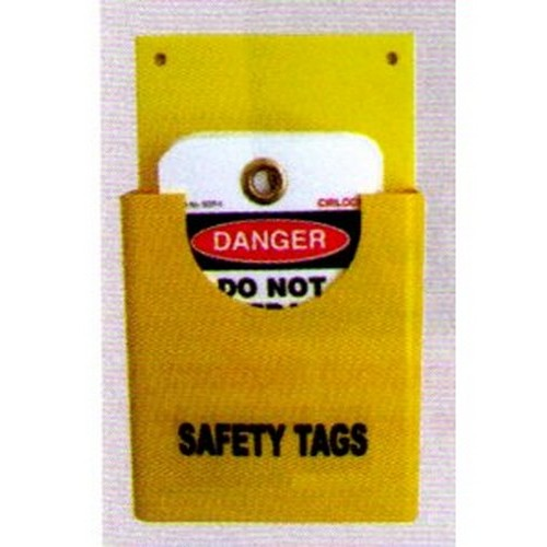 Heavy Duty Lockout Tag Holder