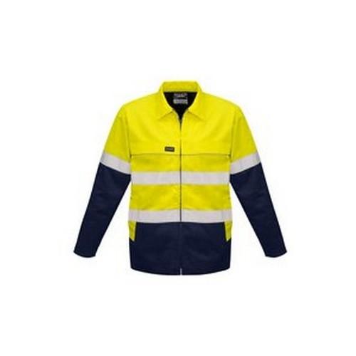 Hi Vis Cotton Jacket