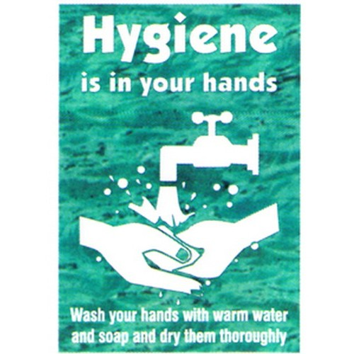 Hygiene Safety Poster