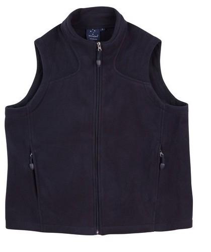 Kids Fleece Vest