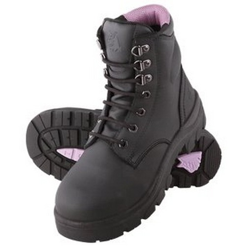 Ladies Argyle Safety Boots