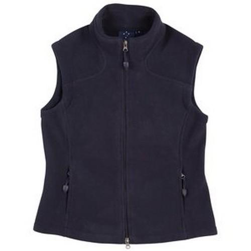 Ladies-Fleece-Vest