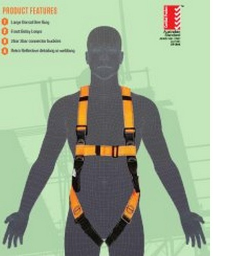 Linq Essential Harness Basic