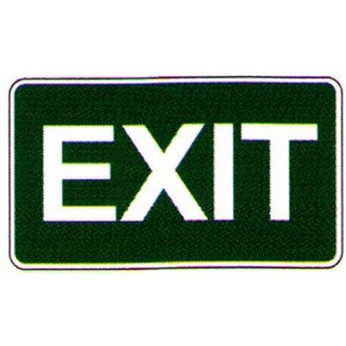 Luminous Exit Sign