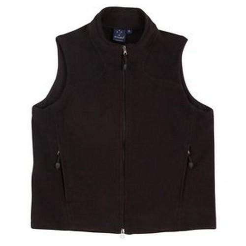 Mens-Fleece-Vest
