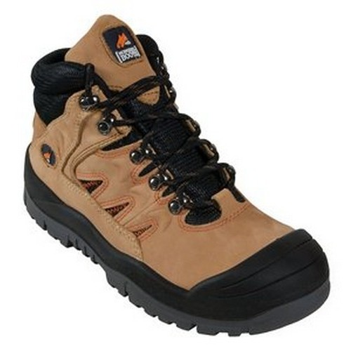 Mongrel Hiker Safety Boots