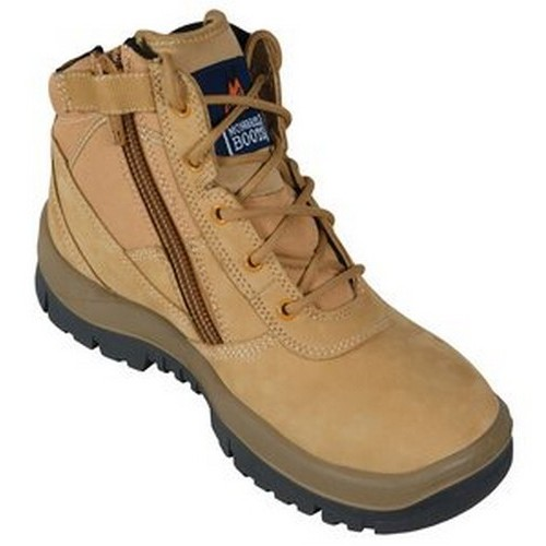 07cb18c6232 Zip Side Safety Boots with Australia wide delivery - B-PROTECTED