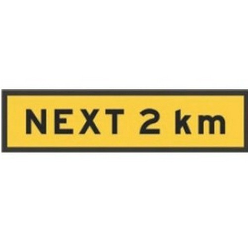 Next-2-Km-Sign-Multi-Message