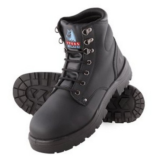 Nitrile Argyle Safety Boots