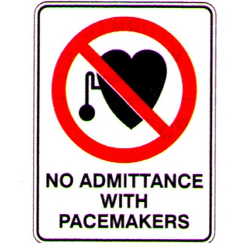 No-Admittance-Pacemaker-Sign