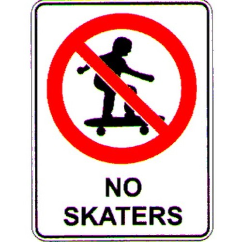 No-Skaters-Symbol-Sign