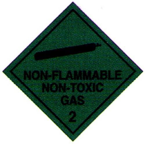 Non Flammable Compressed Gas Diamond