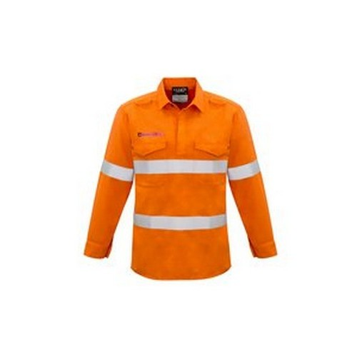 Orange Arc Flash Shirt