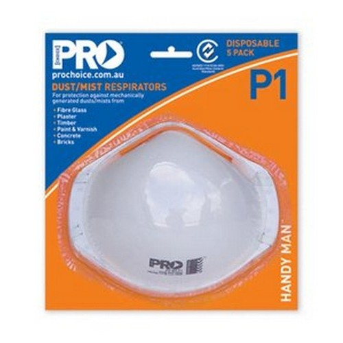 P1 Dust Mask Pack