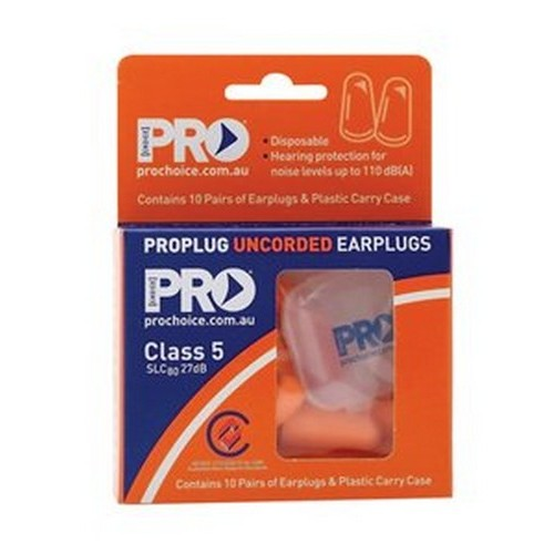Pack Of Ear Plugs