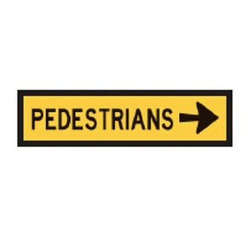 Pedestrians-Right-Box-Edge-Sign
