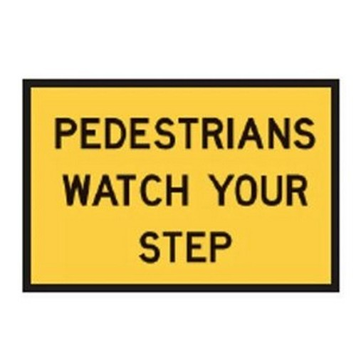 Pedestrians-Watch-Your-Step-Box-Edge-Sign