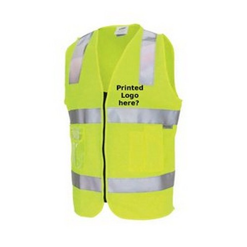 Phone Pocket Safety Vest