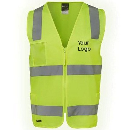 Printed Safety Vest
