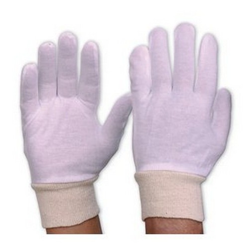 PRO Mens White Gloves