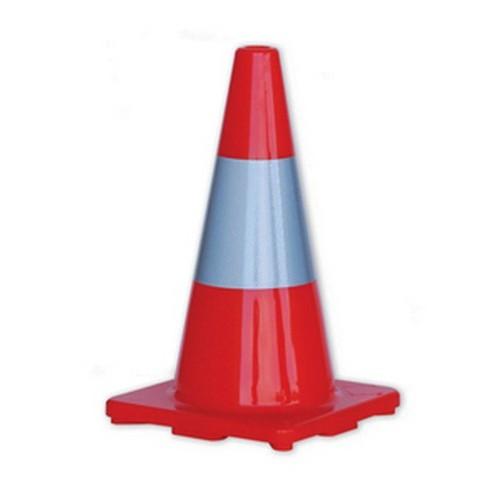 Orange-Silver-Cone