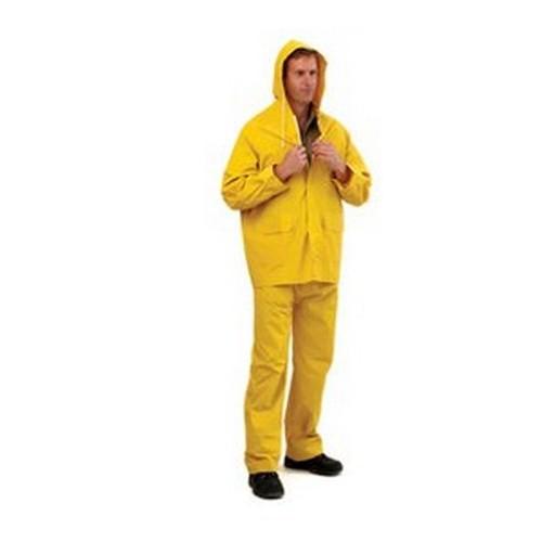 PRO Yellow Pvc Pants