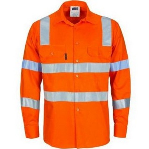 Rail-Orange-Shirts