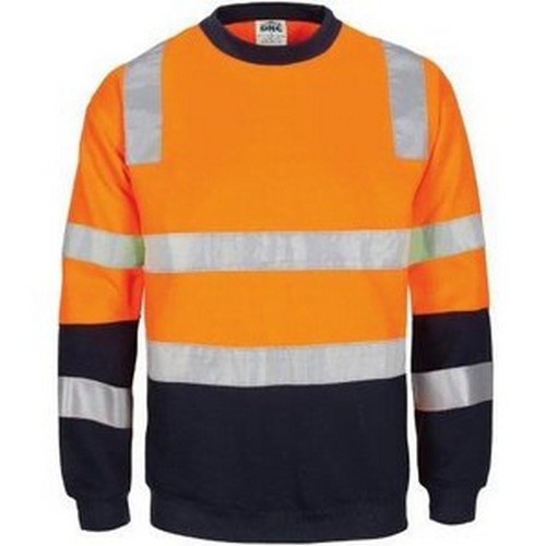 Rail-Orange-Sweater