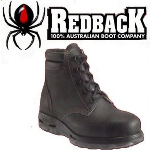 Redback Lace Up Boots