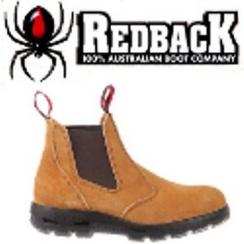 Redback Suede Boots