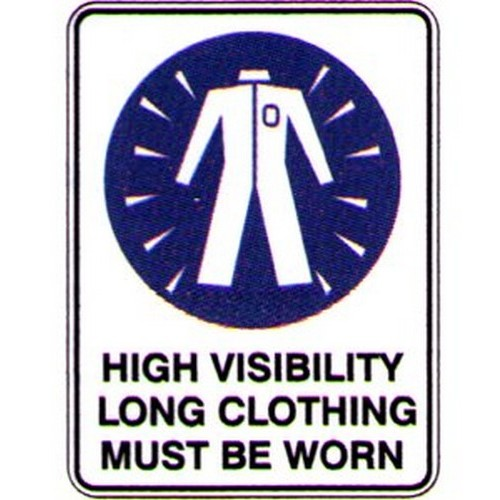 Reflective-High-Visibility-BE-Worn-Sign