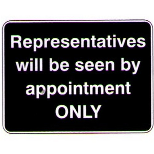 Representative Will Be Labels