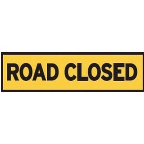 Road-Closed-Multi-Message-Sign