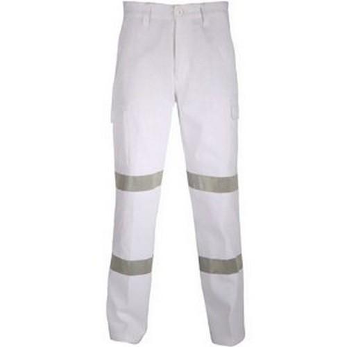 White RTA Pants