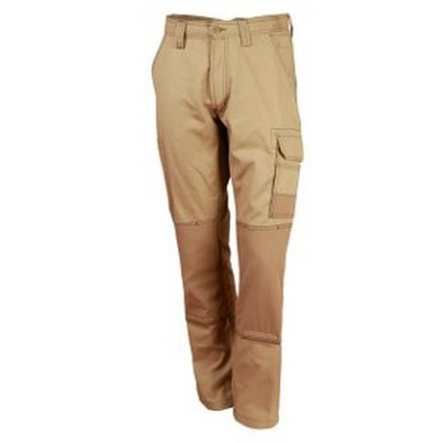 Semi Fitted Work Pants