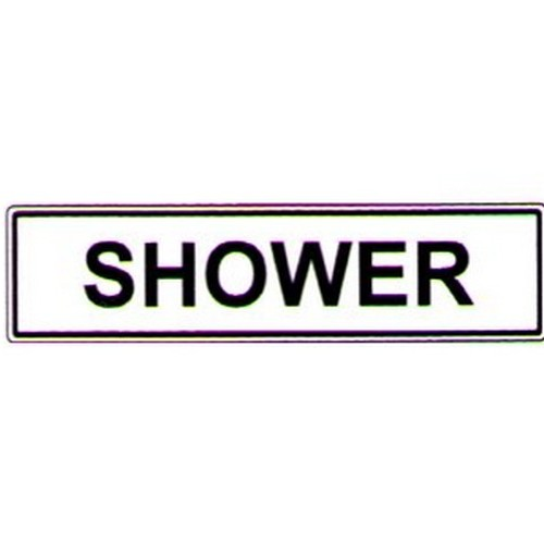 Shower Sticker