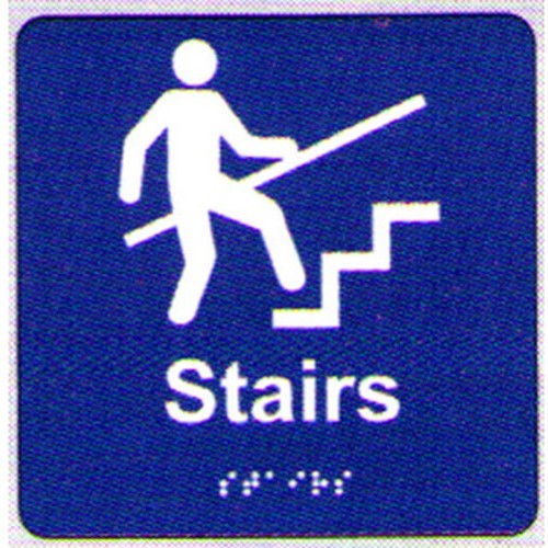 Stairs-Braille-Sign