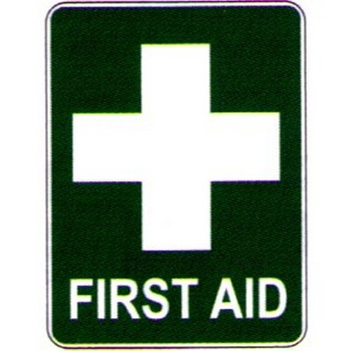 Stick First Aid Label